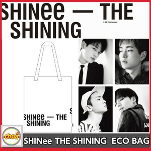 [SHINee] THE SHINING エコバック 2018 SHINee SPECIAL PARTY OFFICIAL GOODS|shopchoax2