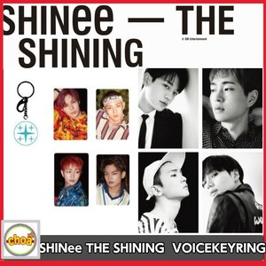 [SHINee] THE SHINING ボイスキーリング  ONEW, KEY,MINHO,TEMIN 2018 SHINee SPECIAL PARTY OFFICIAL GOODS|shopchoax2
