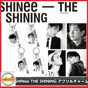 [SHINee] THE SHINING アクリルチャーム  ONEW, KEY,MINHO,TEMIN 2018 SHINee SPECIAL PARTY OFFICIAL GOODS|shopchoax2