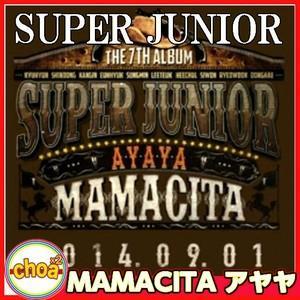 SUPER JUNIOR 正規7集 MAMACITA(アヤヤ)|shopchoax2