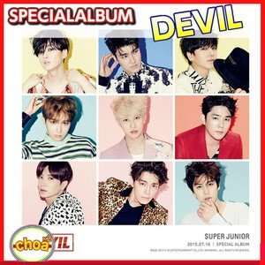 SUPERJUNIOR(スーパージュニア)- 10周年記念アルバム『DEVIL』SPECIAL ALBUM/SUPER JUNIOR/SJ|shopchoax2