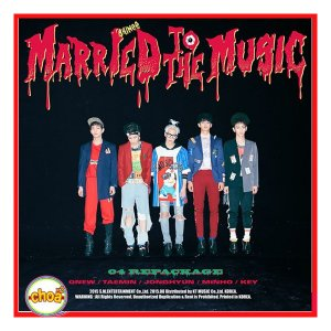 SHINee(シャイニー) - 4TH REPACKAGE ALBUM 『Married To The Music』 [フォトカードランダム予定]/正規4集リパッケージ/SHINEE VOL4|shopchoax2
