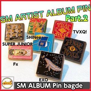 [ SUM ARIST ALBUM ] ピンバッチ part.2 smtown_sum|shopchoax2