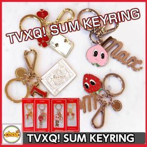東方神起 [ SUM:TVXQ! ] KEY RING 公式グッズ UKNOW MAX CARD SURISURI #SMTOWN_SUM|shopchoax2