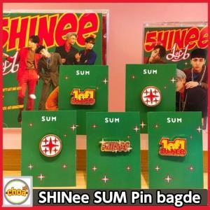 SHINee [ SUM:SHINee ] 1of1 アルバムコンセプトピンバッチ 公式グッズ #1of1|shopchoax2