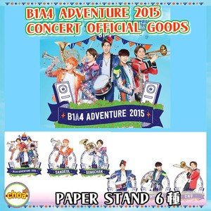 B1A4 ペーパースタンド  [B1A4 ADVENTURE 2015]  公式グッズ|shopchoax2
