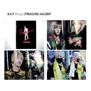 B.A.P デヒョン [ TREASURE ] ファンサイト制作 写真集|shopchoax2