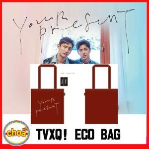 東方神起 TVXQ! ECO BAG [Special Come Back Live Your Present Fan Meting] 公式グッズ TVXQ! OFFICIAL U-know Max|shopchoax2