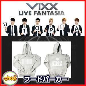VIXX ビックス フードパーカー LIVE FANTASIA UTOPIA 公式コンサートグッズ|shopchoax2
