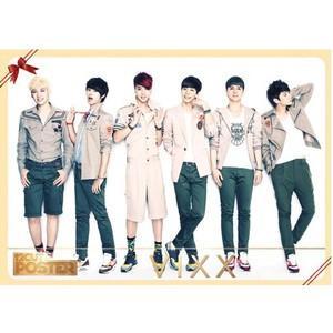 VIXX ビックス 12枚入りポスター|shopchoax2