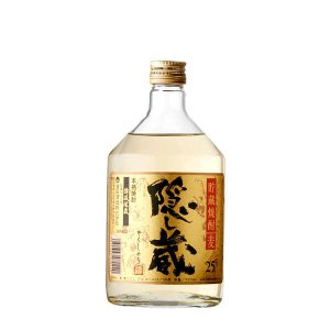 送料無料 隠し蔵 麦 25度 濱田酒造 720...の関連商品1