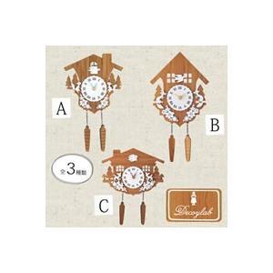 Made in America DECOYLAB(デコイラボ) 掛け時計 CUCKOO 鳩時計|shopeast
