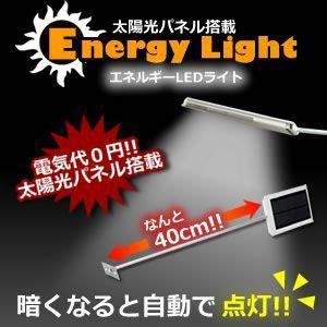 ソーラーエネルギー LED ライト 太陽光 外灯 ガーデニング ガーデン 電気 庭 玄関 ET-ENELIGHT|shopeast
