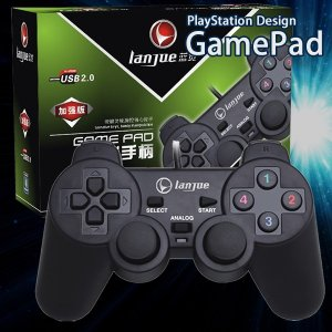 パソコン ゲームパッド PC コントローラー Windows 7 プレイステーション デザイン PS ET-PSGAMEPAD