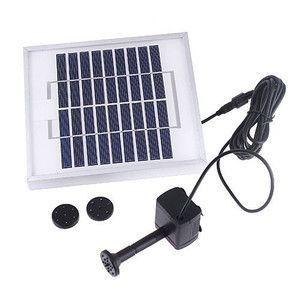 ソーラー 噴水 ガーデン ファン池ポンプ FS-SP002-S|shopeast