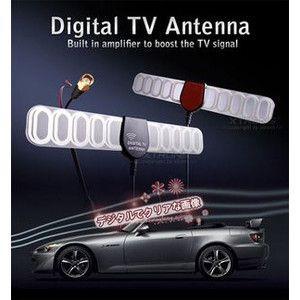 車用 デジタル TV 地デジアンテナ 安定した映像 供給 ワンセグ・フルセグ兼用 カー用品 フルセグ 地上デジタル MA-ANTENA|shopeast