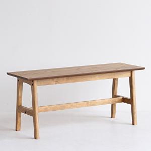 ベンチ椅子 2人掛け 天然木 ヴィンテージ ベンチ 椅子 新生活 ダイニング おしゃれ shopfamous