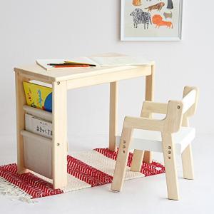 子供用机 子供椅子 机 イス キッズ スタディセット プレゼント お祝い 子ども部屋 キッズルーム プレイルーム お片付け 収納 ブックラック デスク ラック|shopfamous