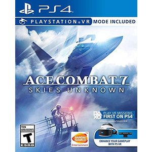 Ace Combat 7 Skies Unknown (輸入版:北米)- PS4|shopforest-japan