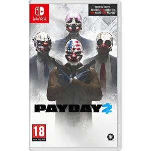 Payday 2 (Nintendo Switch) (輸入版)|shopforest-japan