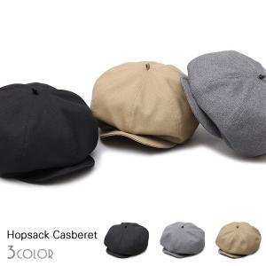 キャスベレー ベレー キャスケット 日本製 国産 帽子 2WAY コットン メンズ レディース 無地 シンプル ハンチング 小顔効果 チクチク感ゼロ shopfreddo