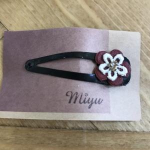 【Miyu】 ヘアピン [m-12] 【メール便対応】|shopfreddo
