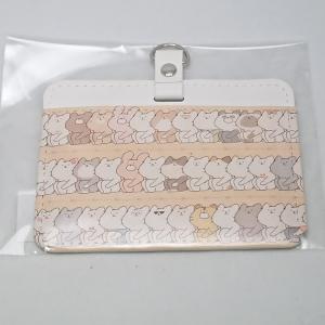 【にゃんこと僕】 パスケース やまぶき n03-018 【メール便対応】|shopfreddo