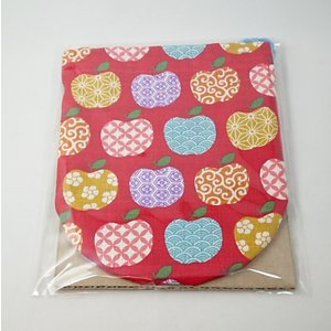 【ぽんとりこっと】 手作り巾着 p04-013 【メール便対応】 shopfreddo