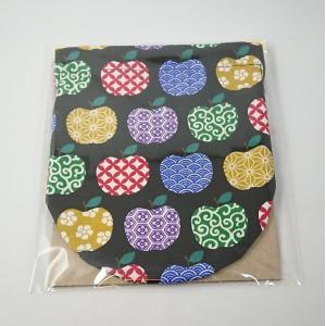 【ぽんとりこっと】 手作り巾着 p04-015 【メール便対応】 shopfreddo