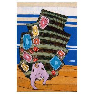 【Torihaco】 ポストカード '- No.55 【メール便対応】|shopfreddo
