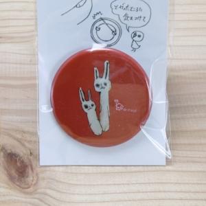 【Torihaco】 缶バッチ '- No.2 【メール便対応】|shopfreddo