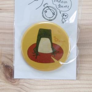 【Torihaco】 缶バッチ '- No.8 【メール便対応】|shopfreddo