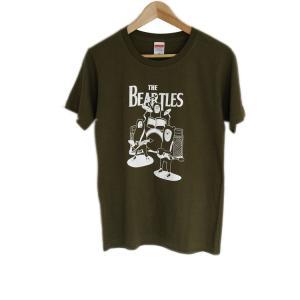 【TOYZ PET】 THE…くま? Tシャツ シティグリーン 【メール便対応】|shopfreddo