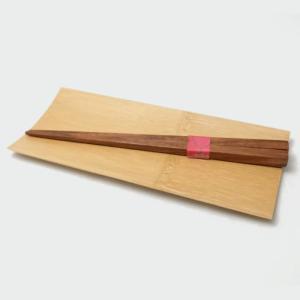 【wagou】 お箸 四角 くるみ w01-044 【メール便対応】|shopfreddo