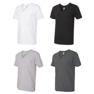 再スタート 【 2枚までメール便対応 】 アメリカン アパレル Vネック 2456 AMERICAN APPAREL アメアパ  Tシャツ shopidm 13