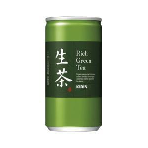 (まとめ)キリンビバレッジ 生茶 185g/20本入/1箱〔×5セット〕
