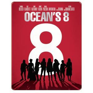 オーシャンズ8 ブルーレイ スチールブック仕様 2,000セット限定 数量限定生産 Blu-ray【...