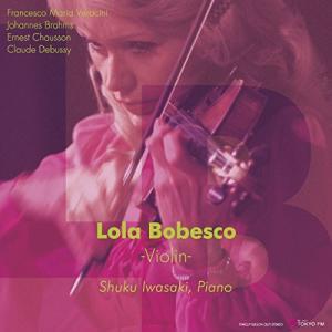 ローラ・ボベスコ Bobesco 1983 Live in Tokyo【限定盤】LPレコード TFMCLP1022【ヤマト宅急便】|shopkawai2