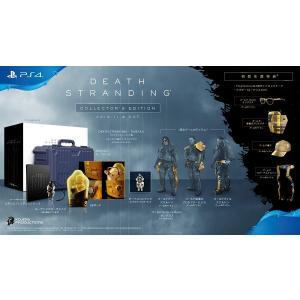 コレクターズエディションの内容  ・PS4用ソフトウェア『DEATH STRANDING』 ・スチー...