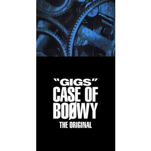 """""""GIGS"""" CASE OF BOφWY -TH...の商品画像"""