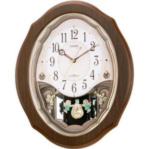 アミュージングクロック 電波掛時計 パルミューズ M478 4MN478-006|shopkazu