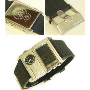 【DIESEL】ディーゼル デジタル&アナログモデル メンズウォッチ 腕時計  DZ7140|shopkazu|03