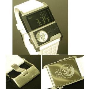 【DIESEL】ディーゼル デジタル&アナログモデル メンズウォッチ 腕時計 DZ7141|shopkazu|02