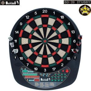 BLITZER  エレクトロニックダーツ 15.5インチプレーイングエリア。 BD-20 STUBBY 全28種類のゲームを搭載。|shopkazu