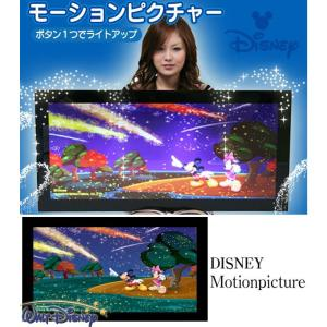 Disney ディズニー モーションピクチャー DSMP-003 心落ちつく綺麗なディズニーモーションピクチャーです|shopkazu