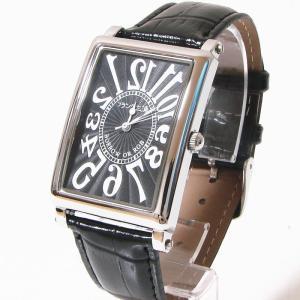 フランク三浦 Frank MIURA 逆回転 初号機(新)腕時計 ユニセックス FM01G-B 完全非防水|shopkazu|03