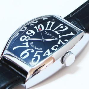 フランク三浦 復活!!新もでる六号機(改)マグナム Frank MIURA 腕時計 ハイパーブラック FM06K-B |shopkazu|02