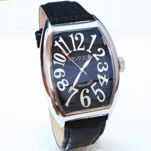 フランク三浦 復活!!新もでる六号機(改)マグナム Frank MIURA 腕時計 ハイパーブラック FM06K-B |shopkazu|04
