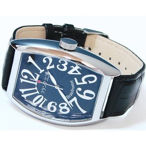 フランク三浦 復活!!新もでる六号機(改)マグナム Frank MIURA 腕時計 ハイパーブラック FM06K-B |shopkazu|06