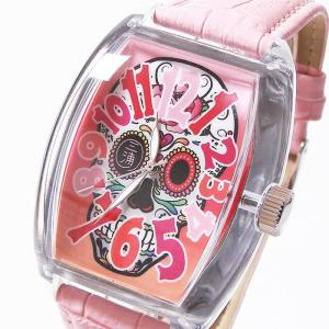 フランク三浦一族 三浦Jr(ジュニア)腕時計 FMJ01-ARPK|shopkazu